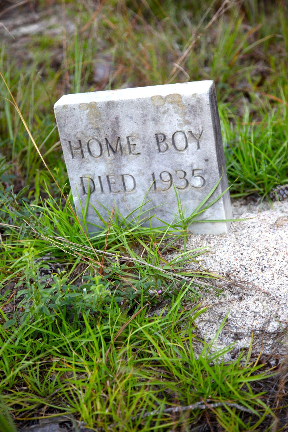 Gravemarker for Nameless Boy