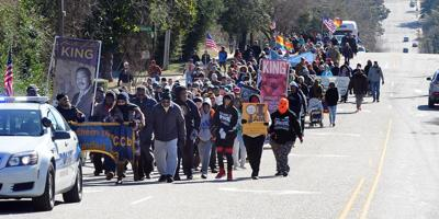 Martin Luther King Jr. Memorial March