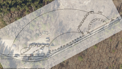 Pinehurst Aberdeen Collection Site plan