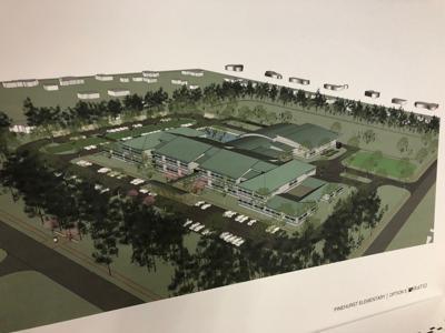 New Pinehurst Elementary Plans