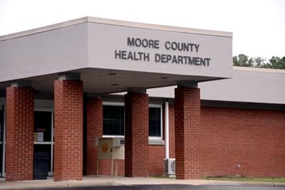 The Moore County Health Department in Carthage.