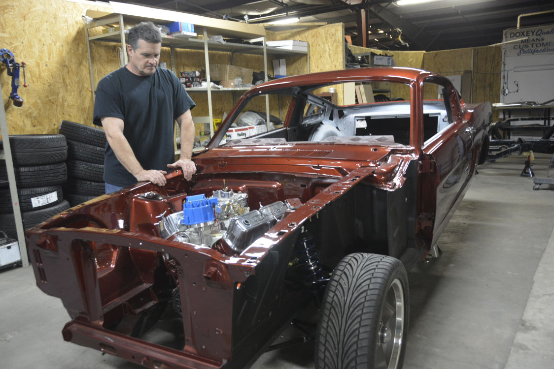 Fall of an Icon: Aberdeen Car Restoration Shop Shut Down by State ...