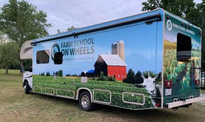 Farm School on Wheels