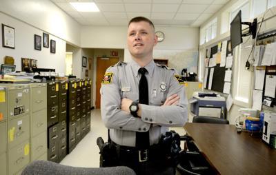 Trooper Justin Garner