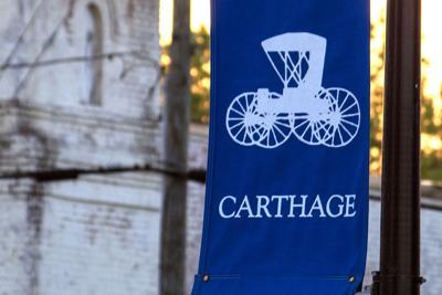 TEASER Carthage, Town Flag