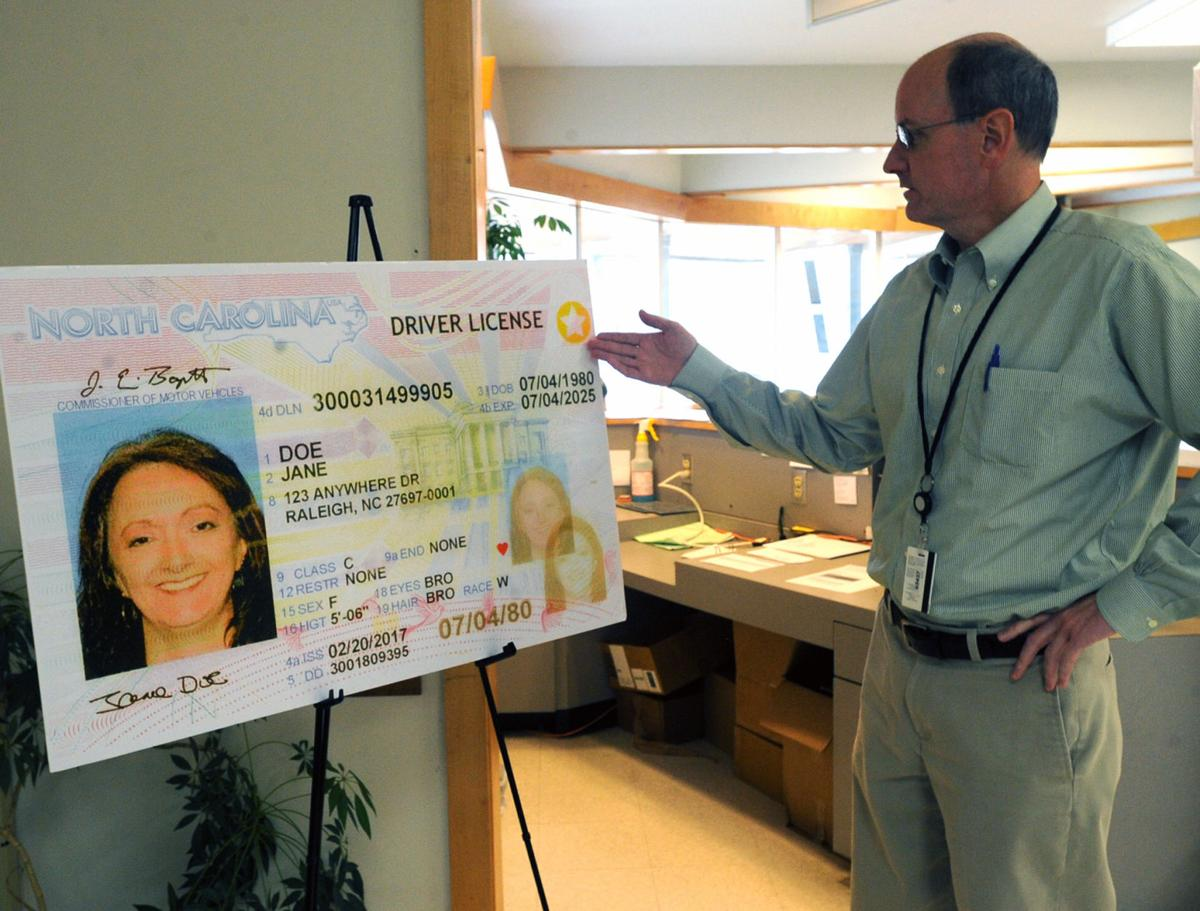 nc drivers license real id requirements