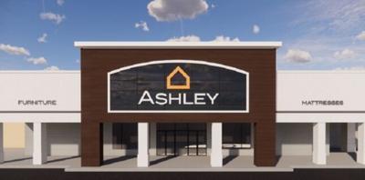 Ashley storefront