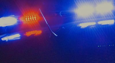 TEASER, Crime, High Contrast Police Lights