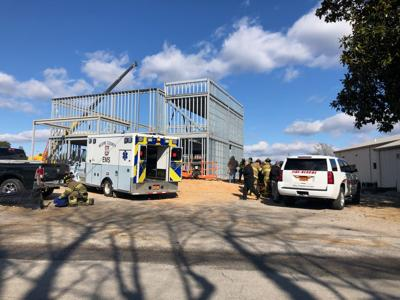 Fidelity Bank Construction collapse