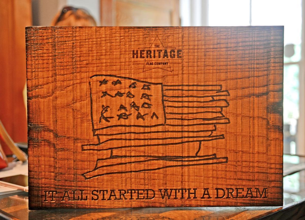 Heritage Flag Unfurls Big Plans Retail Store