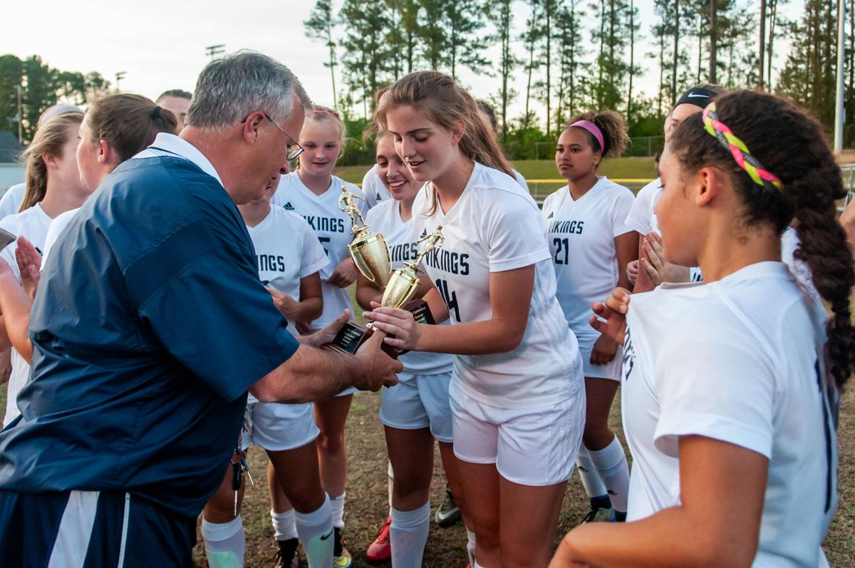 Union Pines defeats Lee County, 3-1, wins regular season, conference titles