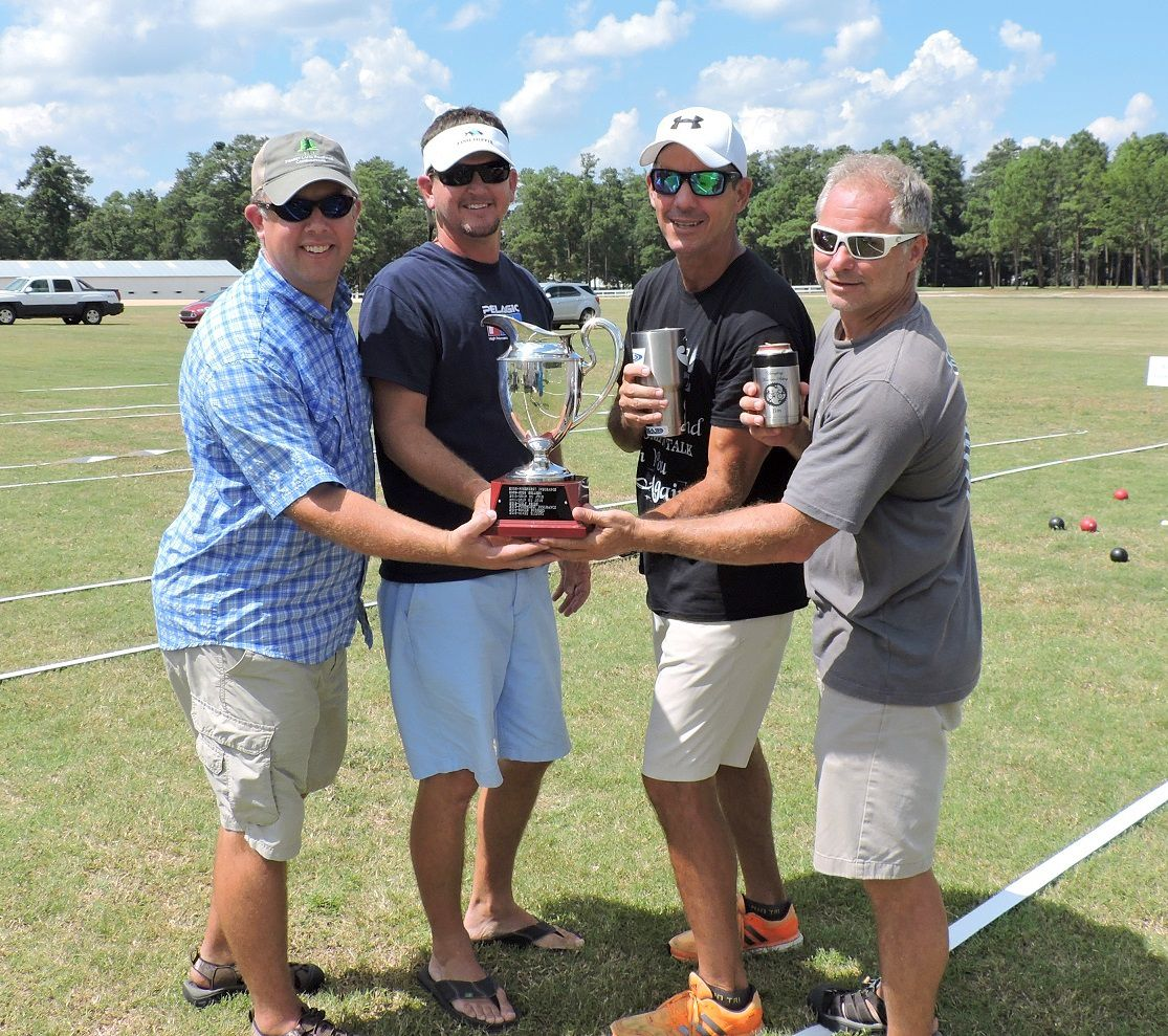 out u0026 about backyard bocce bash august 2016 gallery