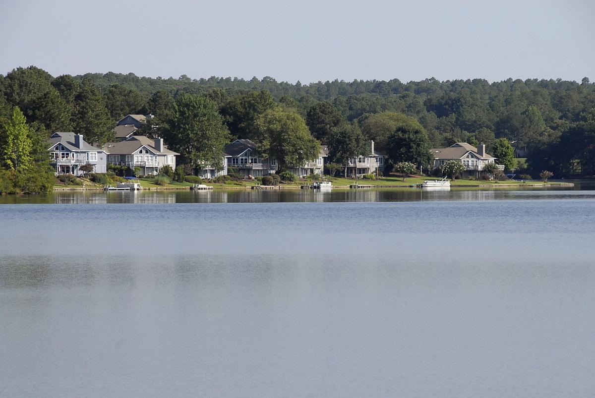 Image result for lake pinehurst