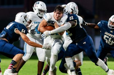Union Pines falls to Lee County, 42-0
