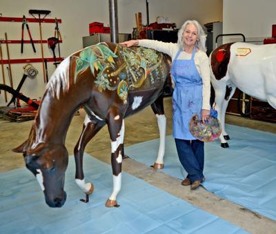 CHP Painted Ponies