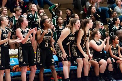 Union Pines ladies defeat Pinecrest, 49-45