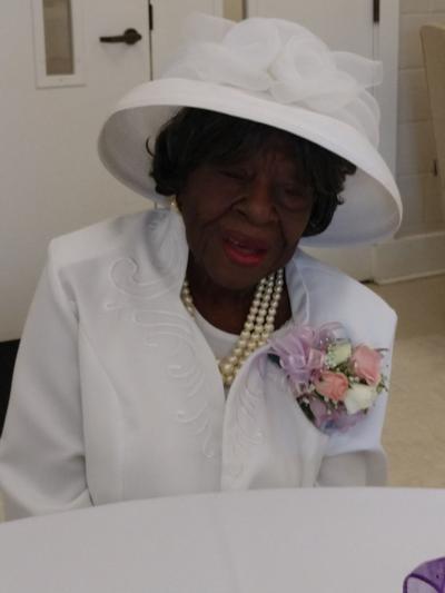 Mrs Walden Celebrates 100th Birthday