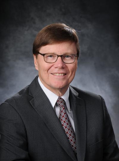 Dr. Robert Grimesey (2018)