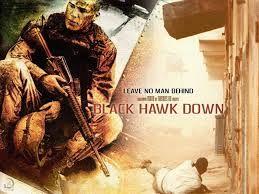 Black Hawk Down Movie Poster