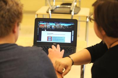 Crain's Creek Middle School computers 06.jpg