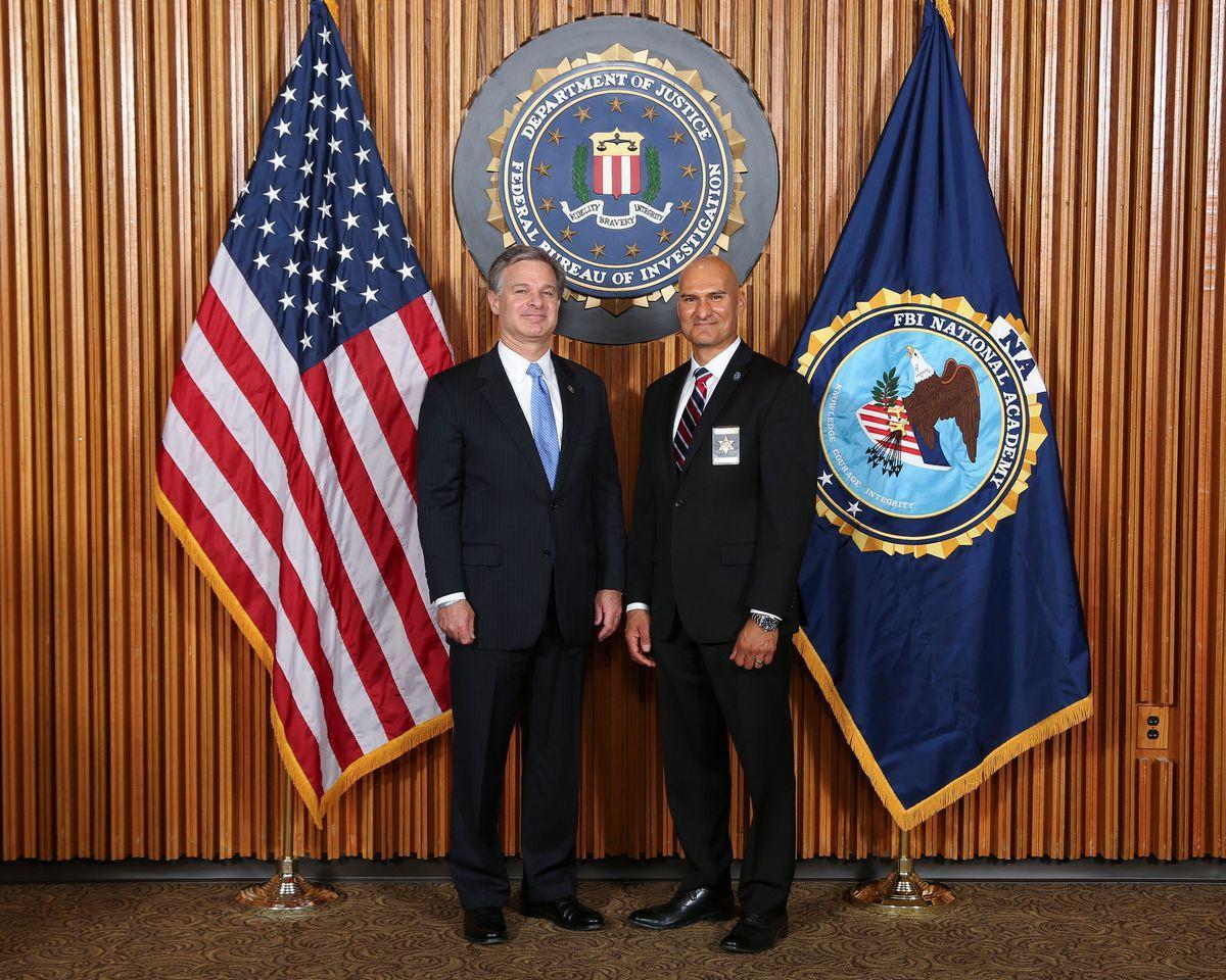 FBI Director Christopher Asher Wray