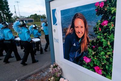 Samantha Davis Remembered During Game