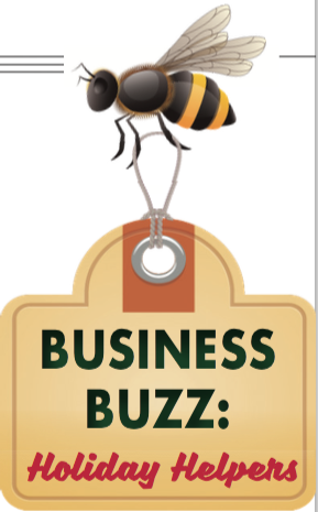 Business Buzz Holiday Helpers