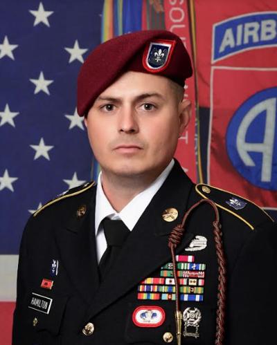 Sgt. 1st Class Michael B. Hamilton