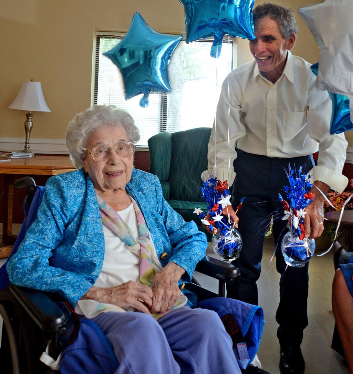 Pinehurst Woman Celebrating Her 105th Birthday on Independence Day