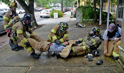 Southern Pines to Hire More Firefighters With FEMA Grant