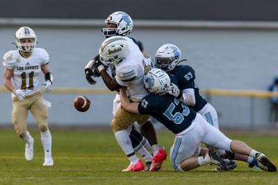 Lee County defeats Union Pines, 56-14