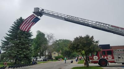 Nappanee holds its Memorial Day parade