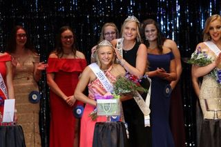 Abigail Powell crowned