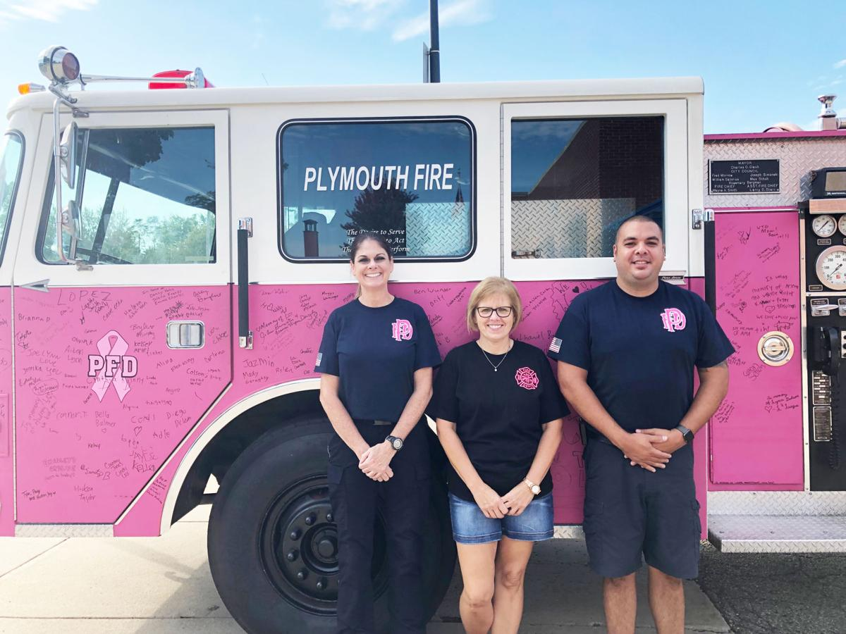 Plymouth Fire Fighter