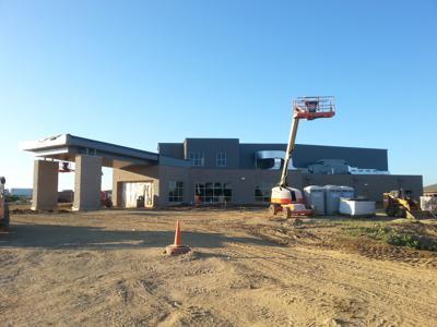 Officials: Bardwell Aquatics Center on schedule