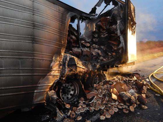 bagel truck fire 2