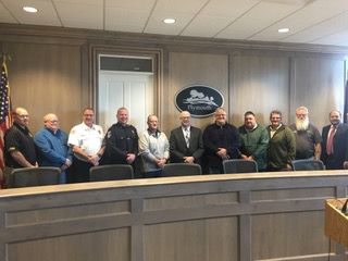 Plymouth department heads