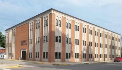 Marshall County Building