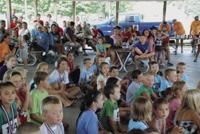 Kiwanis Kids Triathlon