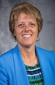 North Judson-San Pierre School Corporation Superintendent Annette Zupin