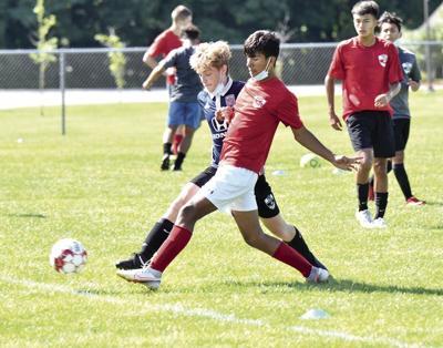 soccer practice 7-28-20