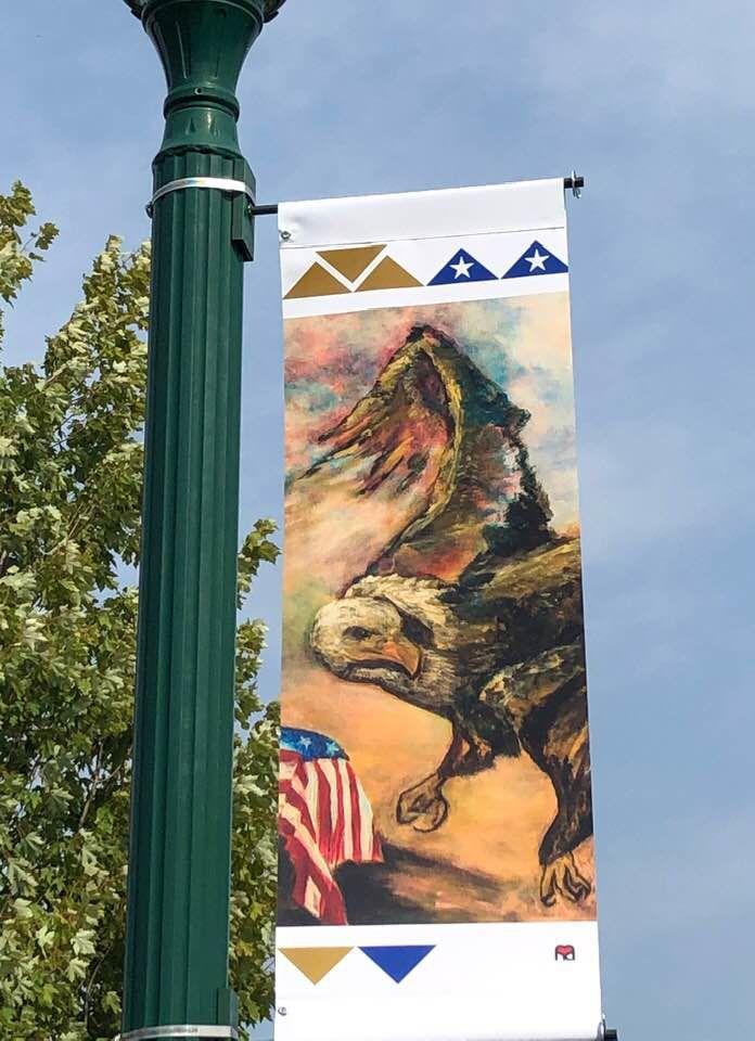 Patriotic Banners 1
