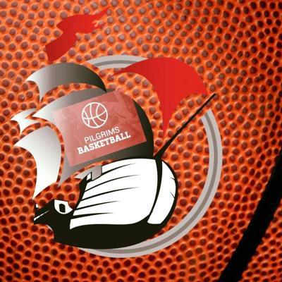 Pilgrim bball logo