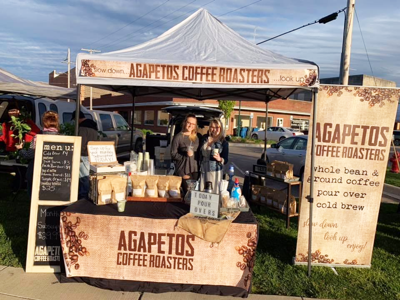 Agapetos Coffee Roaster