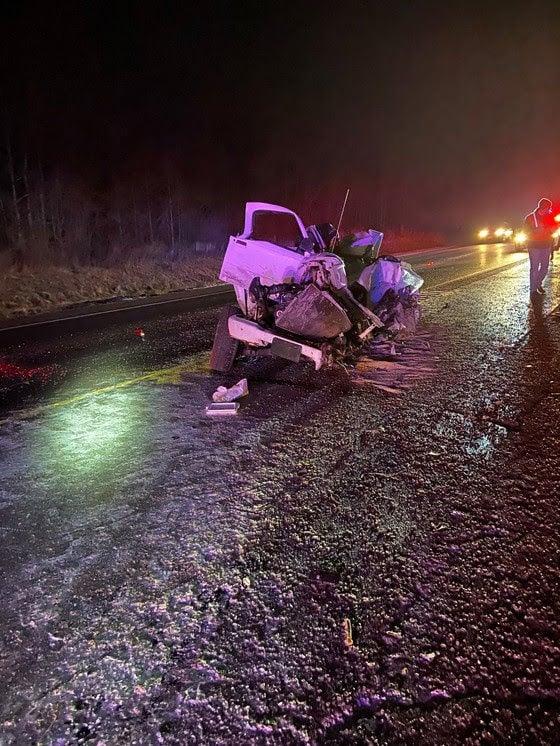 Toll Road crash 2