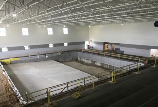 Aquatics center 1
