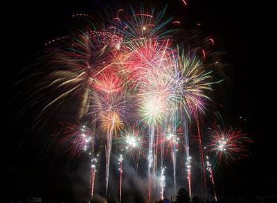 Plymouth officials: Know when it's legal to shoot fireworks