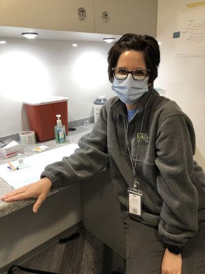Public Health Nurse Lisa Letsinger announces retirement