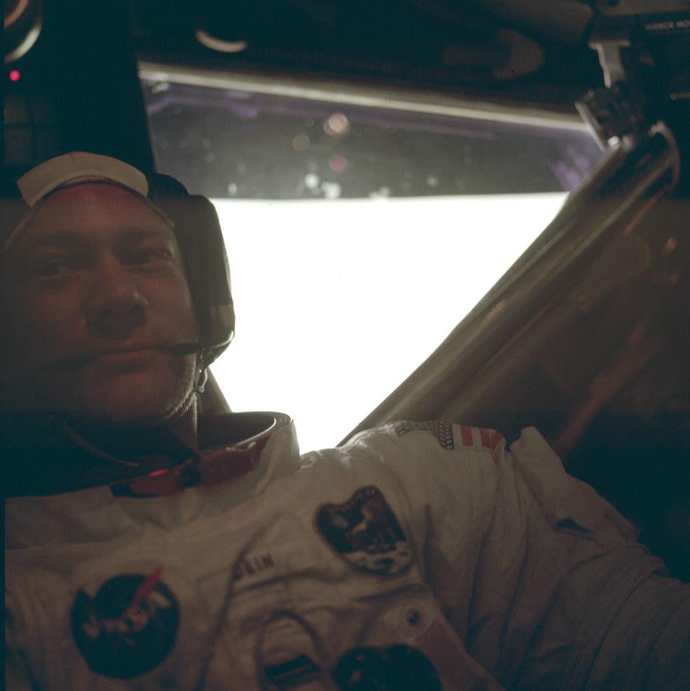 """Edwin E. """"Buzz"""" Aldrin"""