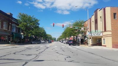 Plymouth Main Street